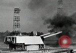 Image of artillery guns Dahlgren Virginia USA, 1951, second 11 stock footage video 65675077423