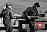 Image of rocket launcher Dahlgren Virginia USA, 1951, second 11 stock footage video 65675077428