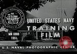 Image of 5 inch 38 caliber Dahlgren Virginia USA, 1951, second 9 stock footage video 65675077429