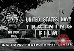Image of 5 inch 38 caliber Dahlgren Virginia USA, 1951, second 10 stock footage video 65675077429
