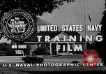 Image of 5 inch 38 caliber Dahlgren Virginia USA, 1951, second 12 stock footage video 65675077429