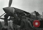 Image of Negro pilots Italy, 1944, second 10 stock footage video 65675077454