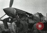 Image of Negro pilots Italy, 1944, second 11 stock footage video 65675077454