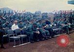 Image of General Peers Pleiku South Vietnam, 1968, second 2 stock footage video 65675077456