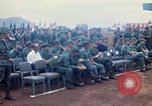Image of General Peers Pleiku South Vietnam, 1968, second 3 stock footage video 65675077456