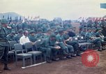 Image of General Peers Pleiku South Vietnam, 1968, second 4 stock footage video 65675077456