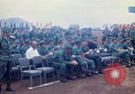 Image of General Peers Pleiku South Vietnam, 1968, second 5 stock footage video 65675077456