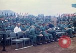 Image of General Peers Pleiku South Vietnam, 1968, second 6 stock footage video 65675077456
