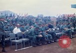 Image of General Peers Pleiku South Vietnam, 1968, second 7 stock footage video 65675077456