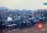 Image of General Peers Pleiku South Vietnam, 1968, second 8 stock footage video 65675077456