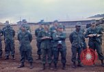 Image of General Peers Pleiku South Vietnam, 1968, second 11 stock footage video 65675077456