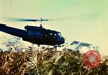 Image of 4th Infantry Division Vietnam, 1968, second 6 stock footage video 65675077461