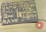 Image of L-5 aircraft Okinawa Ryukyu Islands, 1945, second 2 stock footage video 65675077472