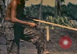 Image of United States Marines Bougainville Island Papua New Guinea, 1944, second 6 stock footage video 65675077481