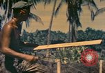 Image of United States Marines Bougainville Island Papua New Guinea, 1944, second 7 stock footage video 65675077481