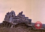 Image of M-7 tank Okinawa Ryukyu Islands, 1945, second 8 stock footage video 65675077491