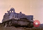 Image of M-7 tank Okinawa Ryukyu Islands, 1945, second 10 stock footage video 65675077491