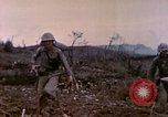 Image of 6th Marine Division Okinawa Ryukyu Islands, 1945, second 9 stock footage video 65675077492