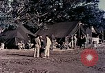 Image of Okinawa wounded evacuated Okinawa Ryukyu Islands, 1945, second 6 stock footage video 65675077506