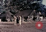 Image of Okinawa wounded evacuated Okinawa Ryukyu Islands, 1945, second 9 stock footage video 65675077506