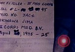 Image of 3rd Medical Battalion Okinawa Ryukyu Islands, 1945, second 6 stock footage video 65675077516