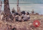 Image of natives Eniwetok Atoll Marshall Islands, 1944, second 1 stock footage video 65675077521