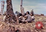 Image of natives Eniwetok Atoll Marshall Islands, 1944, second 3 stock footage video 65675077521