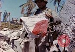 Image of dead soldiers Eniwetok Atoll Marshall Islands, 1944, second 3 stock footage video 65675077522