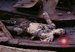 Image of dead soldiers Eniwetok Atoll Marshall Islands, 1944, second 11 stock footage video 65675077522