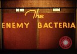 Image of bacteria California United States USA, 1945, second 11 stock footage video 65675077523