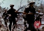 Image of wounded Marines Saipan Northern Mariana Islands, 1945, second 3 stock footage video 65675077538