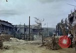 Image of wounded Marines Saipan Northern Mariana Islands, 1945, second 5 stock footage video 65675077539