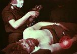 Image of wounded soldier European Theater, 1945, second 12 stock footage video 65675077544