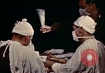 Image of Hand wound treatment World War 2 United States USA, 1945, second 2 stock footage video 65675077550