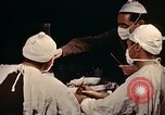 Image of Hand wound treatment World War 2 United States USA, 1945, second 3 stock footage video 65675077550