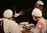 Image of Hand wound treatment World War 2 United States USA, 1945, second 10 stock footage video 65675077550