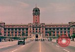 Image of Presidential office Taipei Taiwan, 1961, second 1 stock footage video 65675077598