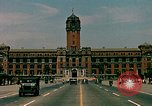 Image of Presidential office Taipei Taiwan, 1961, second 2 stock footage video 65675077598