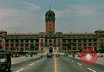 Image of Presidential office Taipei Taiwan, 1961, second 3 stock footage video 65675077598