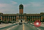 Image of Presidential office Taipei Taiwan, 1961, second 4 stock footage video 65675077598