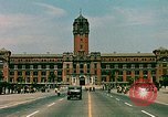 Image of Presidential office Taipei Taiwan, 1961, second 5 stock footage video 65675077598