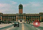 Image of Presidential office Taipei Taiwan, 1961, second 6 stock footage video 65675077598