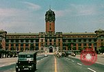 Image of Presidential office Taipei Taiwan, 1961, second 7 stock footage video 65675077598