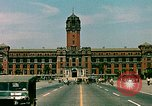 Image of Presidential office Taipei Taiwan, 1961, second 8 stock footage video 65675077598
