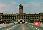 Image of Presidential office Taipei Taiwan, 1961, second 9 stock footage video 65675077598