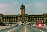 Image of Presidential office Taipei Taiwan, 1961, second 10 stock footage video 65675077598