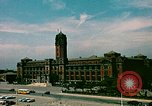 Image of Presidential office Taipei Taiwan, 1961, second 12 stock footage video 65675077598