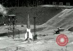 Image of German A-4 missile Peenemunde Germany, 1943, second 4 stock footage video 65675077613