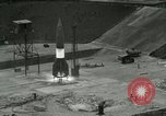 Image of German A-4 missile Peenemunde Germany, 1943, second 4 stock footage video 65675077615