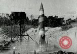 Image of German A-4 missile Peenemunde Germany, 1943, second 1 stock footage video 65675077616